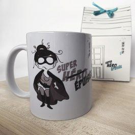 Tasse – Super Épuisée